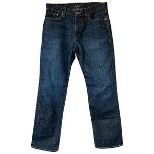 Lucky Brand Blue Medium Wash Vintage Jeans